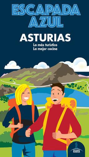 ASTURIAS ESCAPADA AZUL *