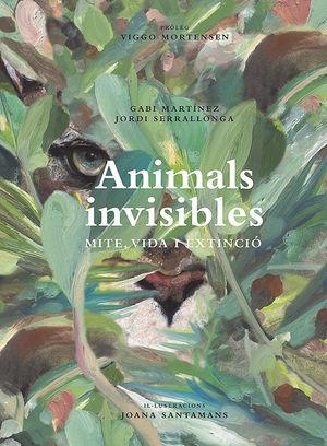 ANIMALS INVISIBLES. MITE, VIDA I EXTINCIÓ