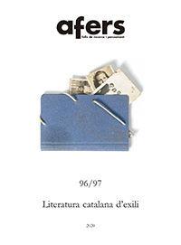 LITERATURA CATALANA D'EXILI *