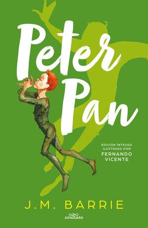 PETER PAN (COLECCIÓN ALFAGUARA CLÁSICOS) *