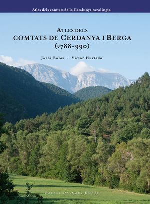 ATLES DELS COMTATS DE CERDANYA I BERGA (V788- 990)