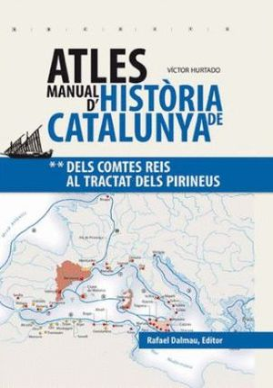 ATLES MANUAL D'HISTÒRIA DE CATALUNYA 2  *