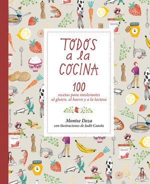 TODOS A LA COCINA *