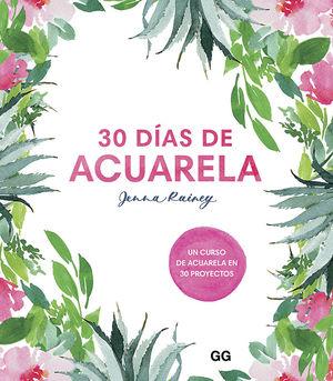 30 DÍAS DE ACUARELA  *