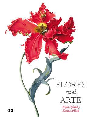 FLORES EN EL ARTE *