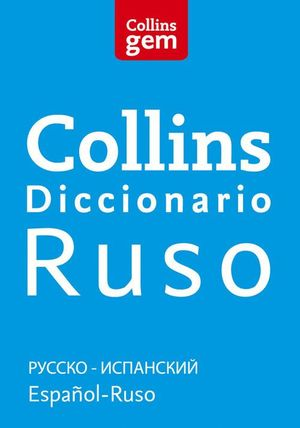 COLLINS GEM RUSO-ESPAÑOL *