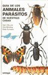 GUIA DE LOS ANIMALES PARASITOS DE NUESTRAS CASAS *