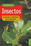 GUÍA DE INSECTOS PERJUDICIALES Y BENEFICIOSOS PARA LA AGRICULTURA *