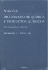 DIC. QUIMICA Y PRODUCTOS QUIMICOS, 15ª ED. *