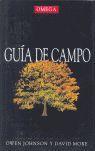 ARBOLES GUÍA DE CAMPO *
