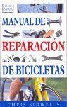 MANUAL DE REPARACIÓN DE BICICLETAS *