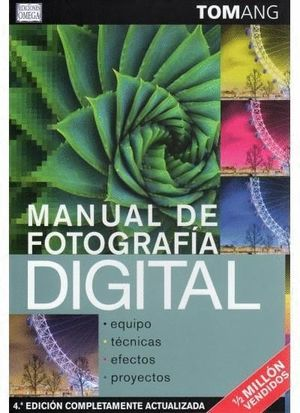 MANUAL DE FOTOGRAFIA DIGITAL, N/ED.