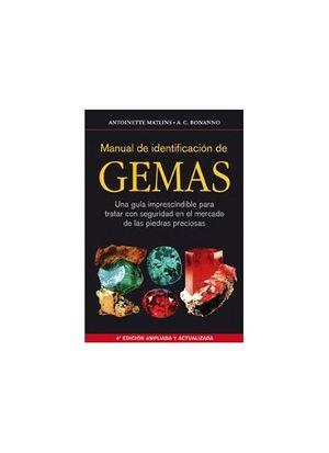 MANUAL DE IDENTIFICACIÓN DE GEMAS