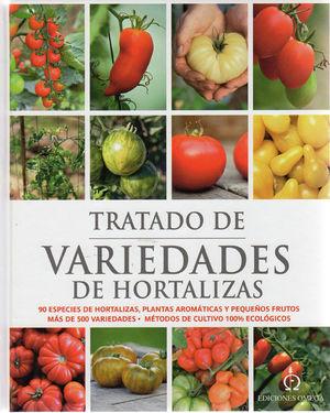TRATADO DE VARIEDADES DE HORTALIZAS *