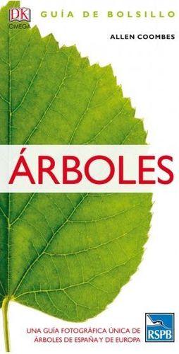 ARBOLES. GUÍA DE BOLSILLO *