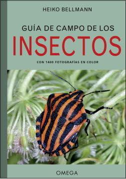 GUIA DE CAMPO DE LOS INSECTOS