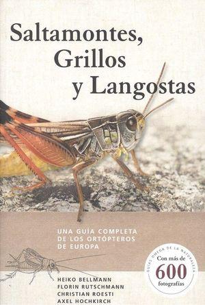 SALTAMONTES GRILLOS Y LANGOSTAS *