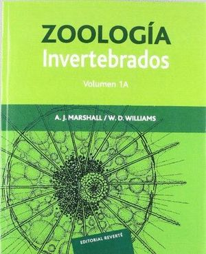 ZOOLOGÍA. INVERTEBRADOS. VOL. 1A *