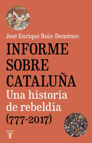 INFORME SOBRE CATALUÑA *