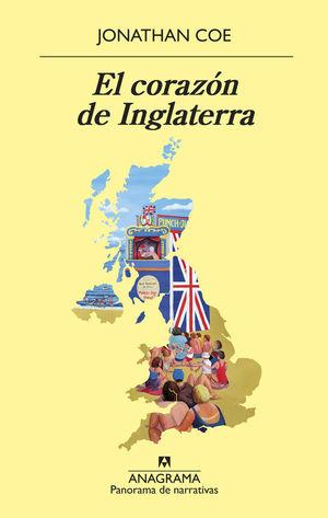 EL CORAZÓN DE INGLATERRA *