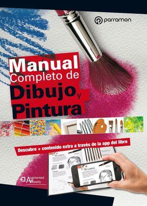 MANUAL COMPLETO DE DIBUJO Y PINTURA *
