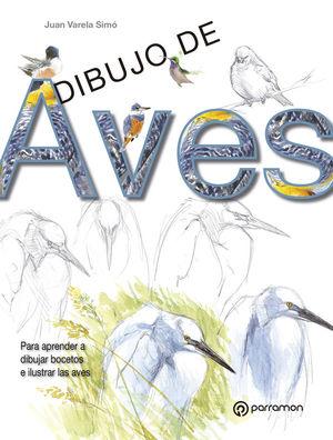DIBUJO DE AVES *