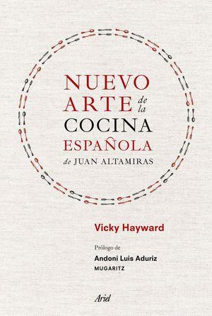 NUEVO ARTE DE LA COCINA ESPAÑOLA, DE JUAN ALTAMIRAS *