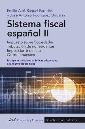 SISTEMA FISCAL ESPAÑOL II *