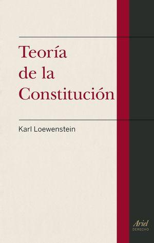 TEORÍA DE LA CONSTITUCIÓN *