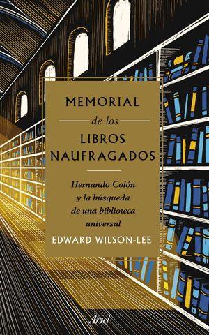 MEMORIAL DE LOS LIBROS NAUFRAGADOS *