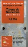 TURONS DE BARCELONA 1:5 000 GEOTREBALL III *