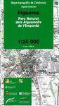 10 FIGUERES PN AIGUAMOLLS DE L'EMPORDA 1:25.000 *