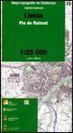 15 LLEIDA 1:25 000 *