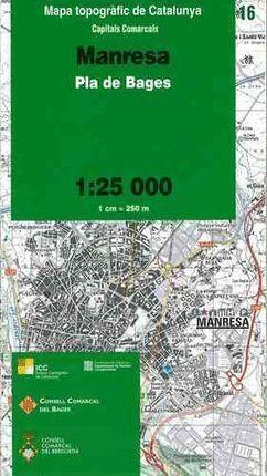 16 MANRESA 1:25.000 -ICC *