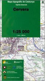 08 CERVERA 1:25.000 -ICC *