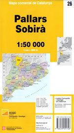 26 PALLARS SOBIRÀ  (1:50.000)