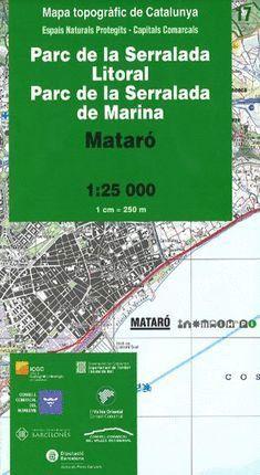 17 MATARÓ. PARC DE LA SERRALADA LITORAL, PARC DE LA SERRALADA DE MARINA *