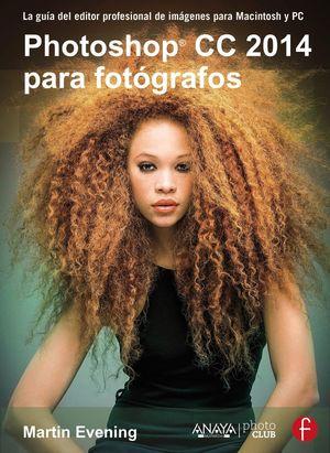 PHOTOSHOP CC 2014 PARA FOTÓGRAFOS