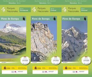 GUÍA PICOS DE EUROPA 1:25.000 [GUIA + MAPA] *