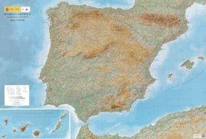 PENÍNSULA IBÉRICA, BALEARES Y CANARIAS, E 1:1.250.000