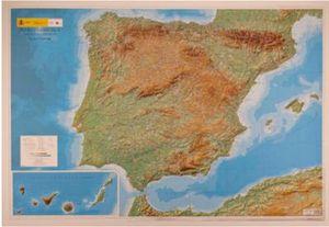 PENINSULA IBERICA, BALEARES Y CANARIAS 1:1.250.000 *