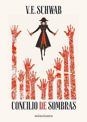 CONCILIO DE SOMBRAS.TRILOGÍA SOMBRAS DE MAGIA Nº 2/3 *