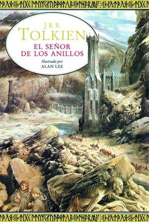 EL SEÑOR DE LOS ANILLOS. ILUSTRADO POR ALAN LEE *