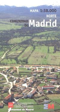 NORTE DE LA COMUNIDAD DE MADRID (P) Y (S/P) E 1: 38000