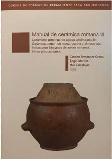 MANUAL DE CERÁMICA ROMANA III *
