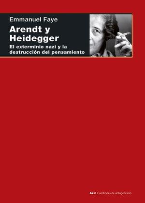ARENDT Y HEIDEGGER *