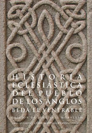 HISTORIA ECLESIÁSTICA DEL PUEBLO DE LOS ANGLOS *