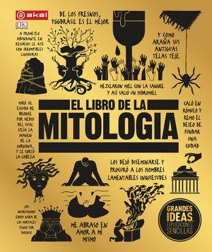 EL LIBRO DE LA MITOLOGÍA *