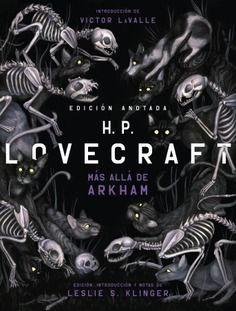 HP LOVECRAFT ANOTADO MAS ALLA DE ARKHAM *