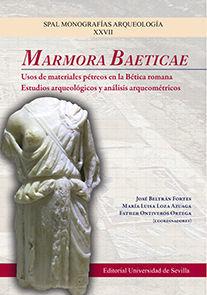 MARMORA BAETICAE *
